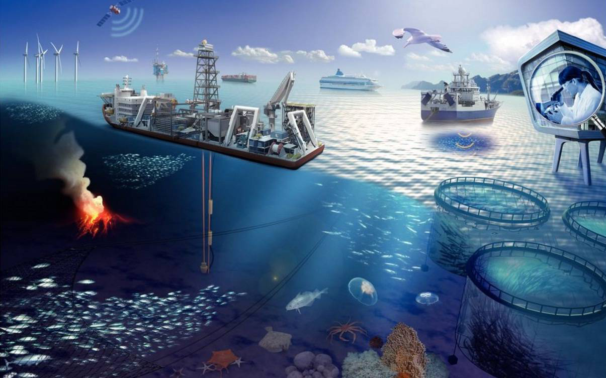 OECD - The Ocean Economy in 2030 (2016)